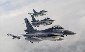Kuzey Irak'da 10 Terörist Daha Etkisiz Hale Getirildi