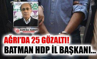 PKK/KCK Operasyonu! 137 Gözaltı!