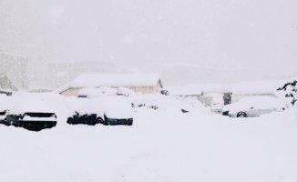 Ağrı İçin Kar Yağışı Uyarısı Geldi