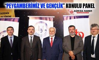 Ağrı Paneli: 'Peygamberimiz ve Gençlik'