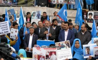 """Mazlumder: """"Doğu Türkistan'daki Toplama Kampları Kapatılsın!"""""""