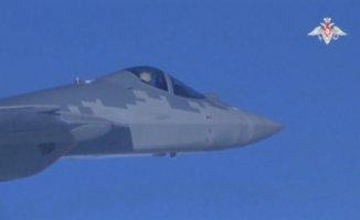 Suriye'de Hayalet Uçak Görüldü!