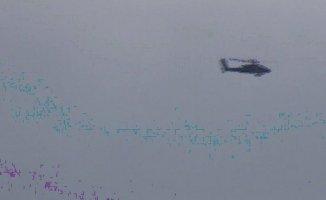 ABD Helikopteri Münbiçte