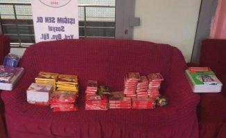 Ağrı Patnos'ta 225 Öğrenciye Kırtasiye Yardımı Yapıldı