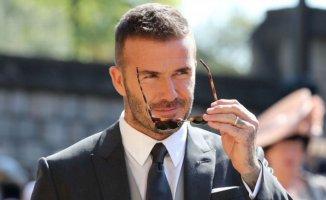 Beckham Uzayda Top Sektirecek