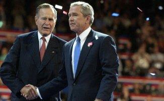 Herkesçe Baba Bush olarak bilinen Eski ABD Başkanı Öldü