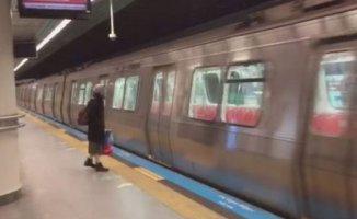 Metro Hattında Bir İntihar Daha