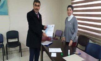 MHP Eski İl Başkanı HDP'den Başkan adayı Oldu