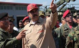 ABD Baskıyı Arttırıyor Maduro Direniyor!
