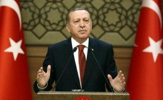 Erdoğan: Ocak sonunda seçim manifestomuzu açıklayacağız