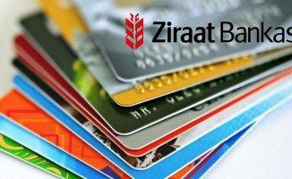 Ziraat Bankası'ndan Kredi Kartı Borçlularına müjde!