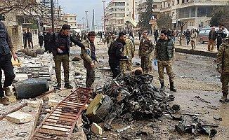 Afrin'de Terör Saldırısı