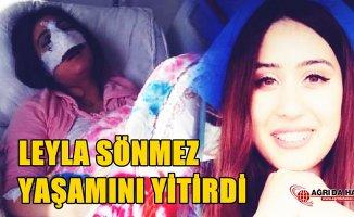 Burun Ameliyatı olan Üniversite Öğrencisi Leyla Sönmez Hayatını Kaybetti