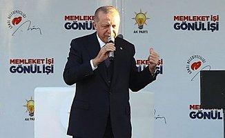 """Cumhurbaşkanı Erdoğan: """"Kürtlere en Fazla..."""