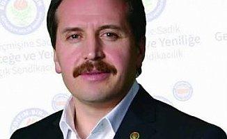Memur-Sen Genel Başkanı Ali Yalçın Ağrı'ya Geliyor