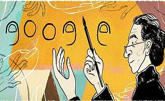 Ünlü Sanatçı Abidin Dino'un 106. Yaşına Özel Google Doodle Oldu! Abidin Dino Kimdir?