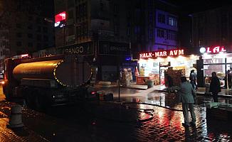 Ağrı Patnos'ta Temizlik Seferberliği
