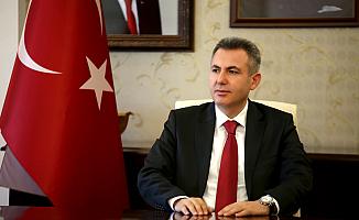 Ağrı Valisi Süleyman Elban'dan Ağrı'nın Kurtuluş Yıldönümü Mesajı