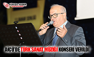 A.İ.Ç.Ü.'de Türk Sanat Müziği Konseri Verildi