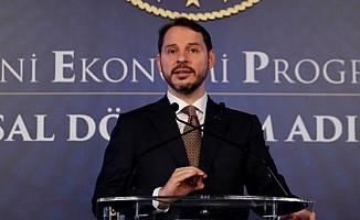 Bakan Berat Albayrak Yeni Ekonomi Programı'nda Neler Yapılacağını Açıkladı!