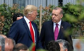 Erdoğan Trump'la S-400 Hakkında görüştü