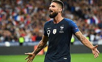 Fenerbahçe'den Fransız Yıldız Oyuncu Giroud'ya Yeni Teklif!
