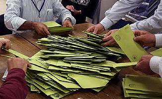 İstanbul'da Oy Sayımlarında Son Durum