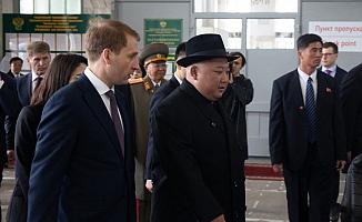 Kim Jong-un Putin'le Görüşmek İçin Rusya'ya Gitti