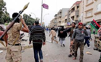 Libya'da ki Çatışmalar'da Ölü Sayısı 254'e Yükseldi! 89 Kişinin Durumu Kritik!