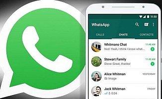 Popüler Mesajlaşma Uygulaması WhatsApp'tan Yeni Özellik