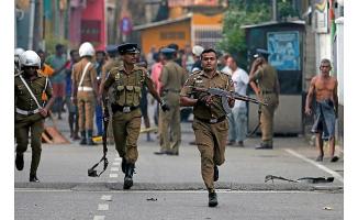 Sri Lanka Saldırısını Terör Örgütü DAEŞ'in Üstlendiği Duyuruldu