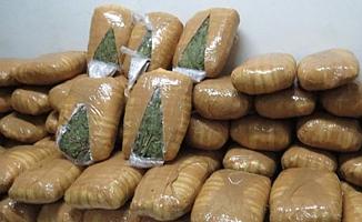 Van'da Uyuşturucu Operasyonu! 33 Kilogram Uyuşturucu Yakalandı