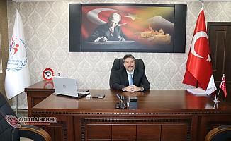 Ağrı GSİM Cihan Demir'in 19 Mayıs Mesajı