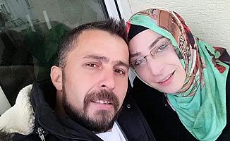 Karısını Defalarca Bıçaklayıp Sonra Teslim Oldu