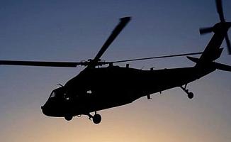 ABD'de Helikopter Düştü!