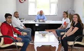 Ağrılı sporcu Analig Final yarışmalarında Türkiye üçüncüsü oldu
