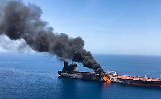 İngiltere'de Tanker Saldırısını İran'mı Yaptı? Başkanlıktan Açıklama Geldi!
