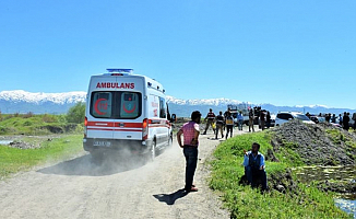 Murat Nehrine Giren Askerden Acı Haber