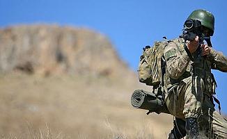PKK'ya Büyük Darbe! Gri Listedeki Terörist öldürüldü