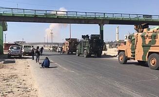 Türk Konvoyuna saldırı