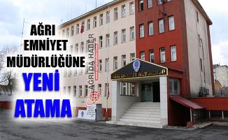 Ağrı Emniyet Müdürlüğüne Nihat Özen Atandı!