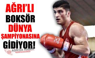 Ağrı'lı Boksör Bayram Malkan Dünya Şampiyonasına Gidiyor!
