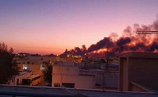 Arabistan'da Petrol Üretimi Durduruldu