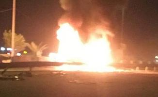Irak'da Bombalı Saldırı: 9 Ölü 6 Yaralı