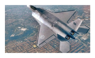 Milli Muharip Uçağı Teknofest'te Görücüye çıkıyor!