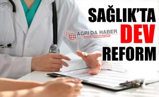 Sağlık'ta Dev Reform! Kapasiteler Arttırılacak!