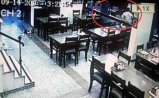 Şevket Çoruh'a Saldıranların Restorandaki anları