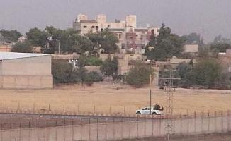 Sınır Hattında Hareketli Dakikalar! Terörist Taşıyan Kamyonet