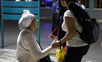 Sokak Ortasın'da Baldızını İnfaz etti