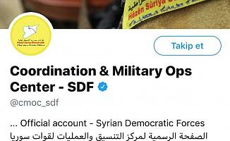 Twitter YPG'nin Hesabını Onayladı